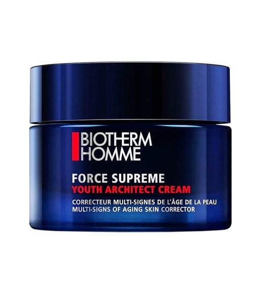 BIOTHERM HOMME Force Supreme Youth Architect Anti-Aging Cream 50 ml