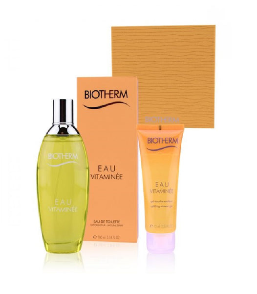 Biotherm Eau Vitaminée Set Eau de Toilette 100ml & Shower Gel 75ml