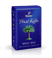 Tchibo Private Coffee  - Brazil Mild - 500g whole bean) - Eurodeal.shop