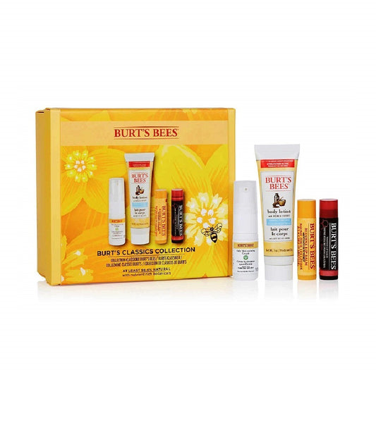 BURT'S BEES Botanical Blend Classic Collection Set