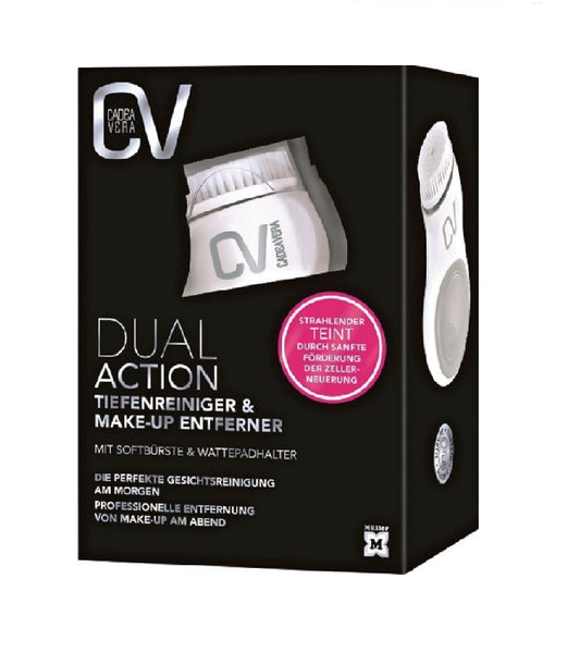 CV (CadeaVera) DUAL ACTION Deep Cleanser & Make-up Remover
