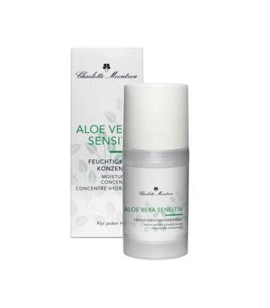 Charlotte Meentzen Aloe Vera Sensitive Moisture Concentrate - 30 ml