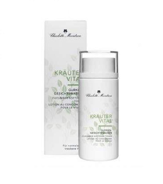 Charlotte Meentzen Herbal Vital Cucumber Facial Toner - 150 ml