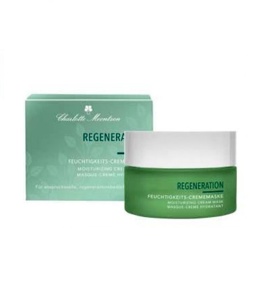 Charlotte Meentzen Regeneration Moisturizing Cream Mask - 50 ml