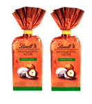 2xPack Lindt Christmas Hazelnuts - 200 g