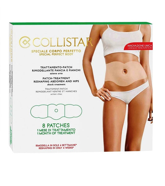Collistar Special Perfect Body Shock-Treatment Patch - 8 Pieces