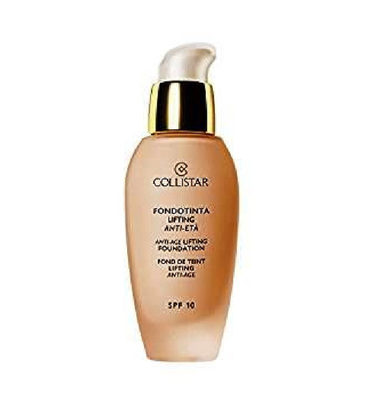 COLLISTAR ANTI AGE Lifting Foundation SPF 6-10 - FIVE SHADES - 30 ml