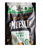 Crownfield Premium Museli with Dry Fruits and Seed Kernels - 750g - Eurodeal.shop