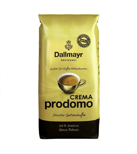 Dallmayr Crema Prodomo Coffee Whole Beans - 1 kg