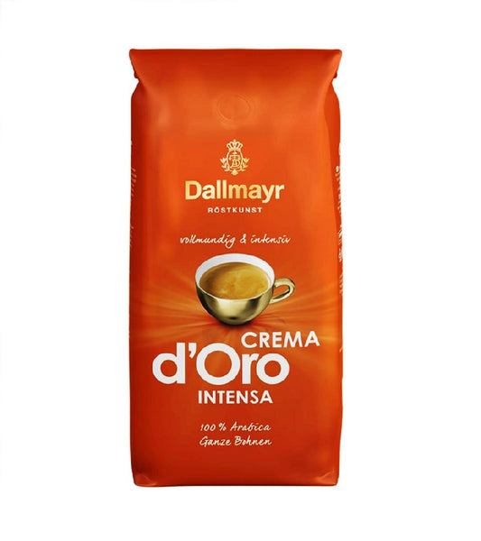 Dallmayr Crema d'Oro Intensa Whole Beans - 1 kg