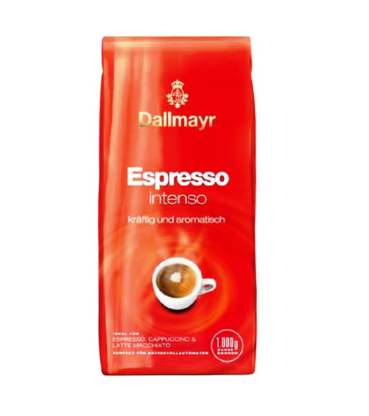 Dallmayr Espresso Intenso Whole Beans - 1 kg