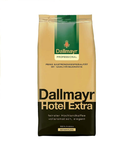 Dallmayr Hotel Extra Ground Finest Arabica Highland Coffee - 1 kg