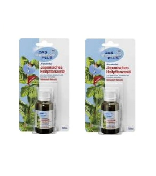 2x Packs DAS Gesunde PLUS Japanese Medicinal Plant Oil, 30 ml each - Eurodeal.shop