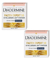 2xPack Diadermine Wrinkle Expert 3D Hyaluron Activator Night Cream - Eurodeal.shop