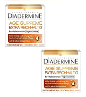 2x Packs Diadermine Age Supreme Extra Rich Regenerating Day Cream - Eurodeal.shop
