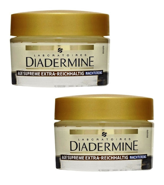 2xPack Diadermine Lift+ Instant Tightening Instant Firming NightCream - Eurodeal.shop