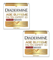 2x Packs Diadermine Wrinkle Expert 3D Hyaluron Activator Anti-wrinkle Day Cream - Eurodeal.shop