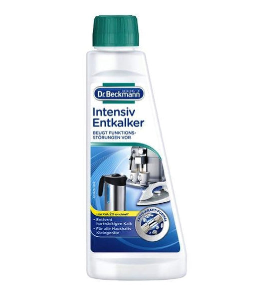 Dr. Beckmann Intensive Decalcifier for Small Household Appliances - 250 ml