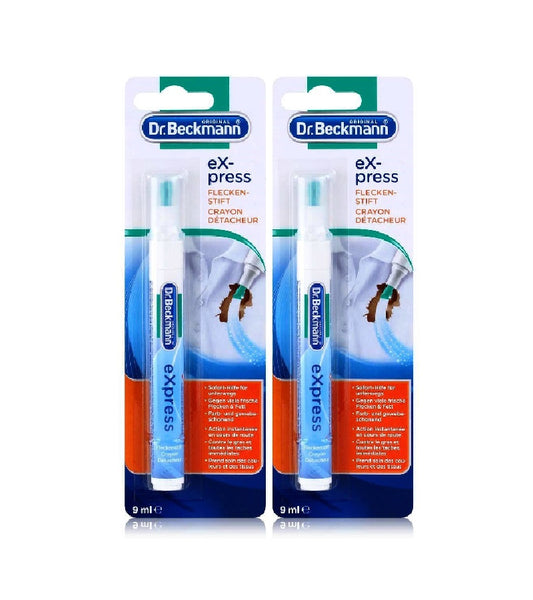 2xPack Dr. Beckmann Express Stain Remover Stick