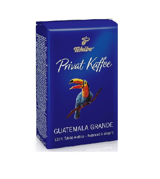 Tchibo - Private Coffee  - Guatemala Grande - 500g whole beans - Eurodeal.shop