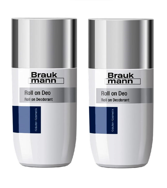 2xPack Hildegard Braukmann Body Care Deodorant Roll-on - 150 ml