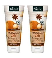 2xPack Kneipp 'Feel-Good-Time Shower Cream - 400 ml