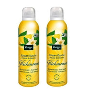 2xPack Kneipp Shower Foam - Happiness Moment