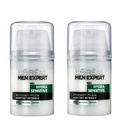 2x Pack L'Oreal Paris Men Expert Hydra Sensitive 0% Alcohol Birch Sap - Eurodeal.shop