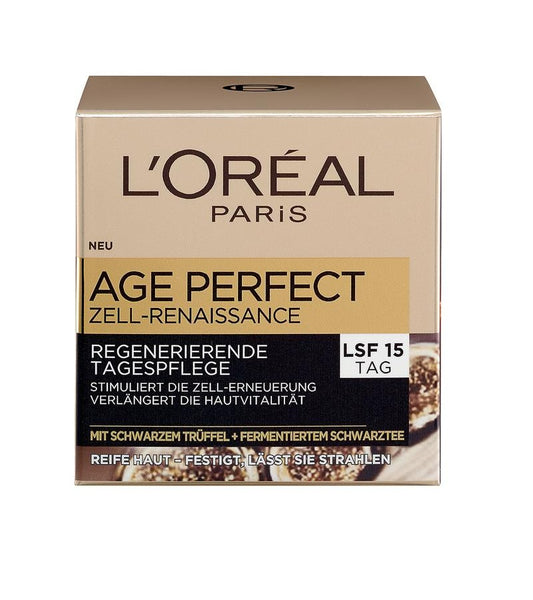 "L'Oréal Paris Age Perfect Cell Renaissance ""Day"" Cream LSF 15 - Eurodeal.shop"