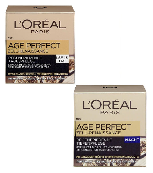 L'Oréal Paris Age Perfect Cell Renaissance Day & Night Care Cream Set