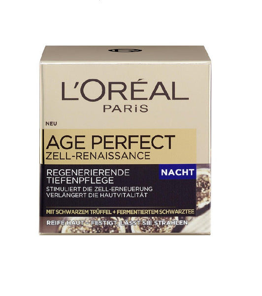 "L'Oréal Paris Age Perfect Cell Renaissance ""Night Care Cream - Eurodeal.shop"