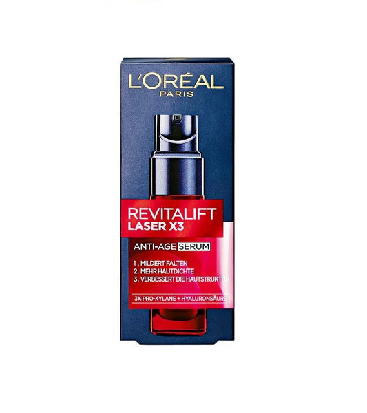 L'Oreal Paris Revitalift Laser X3 Anti-Age Serum - 30 ml - Eurodeal.shop