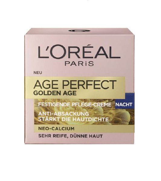 "L'Oréal Paris Age Perfect Golden Age Firming Care ""Night"" Cream - Eurodeal.shop"