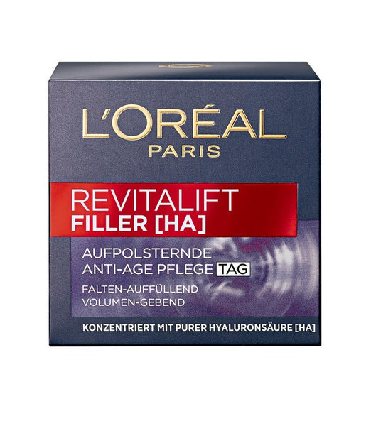 L'Oreal Paris Revitalift Filler [HA] Upholstery Anti-Age Care Day Cream - 50 ml - Eurodeal.shop