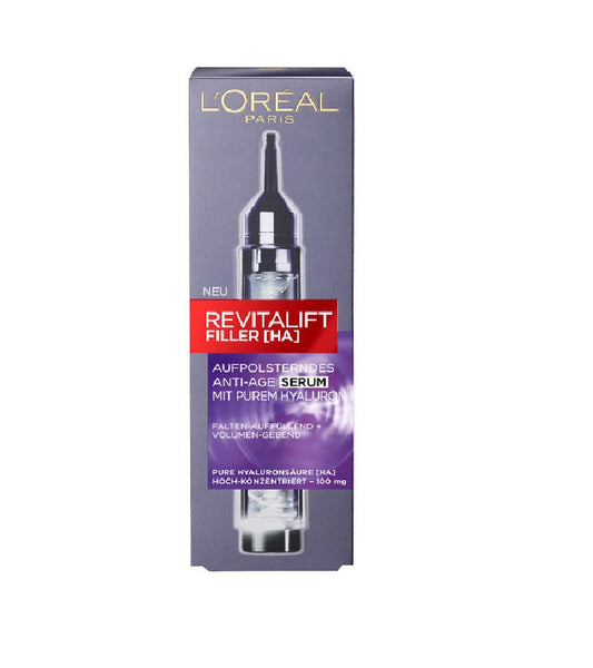 L'Oreal Paris Revitalift Filler [HA] Padding Anti-Age Serum 16 ml - Eurodeal.shop
