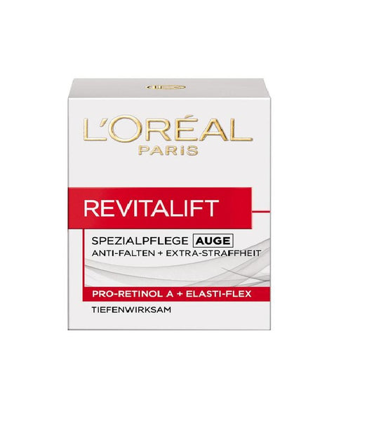 "L'Oreal Paris Revitalift Special Care ""Eye"" - 15 ml each - Eurodeal.shop"