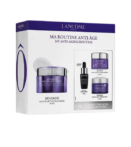 Lancôme Rénergie Multi-Lift Ultra Anti-Aging Face and Skin Care Gift Set
