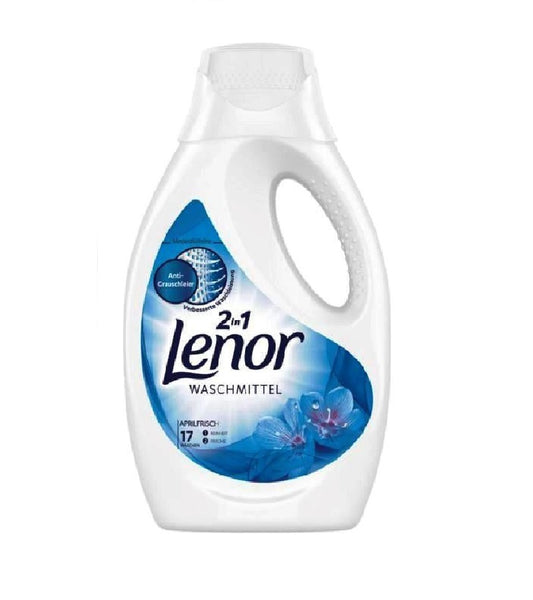 Lenor Laundry Washing Liquid 'APRIL FRESH' 17 WL