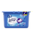 Lenor Color Detergent All-in-1 Laundry PODS 'APRIL FRESH'- 12 WL