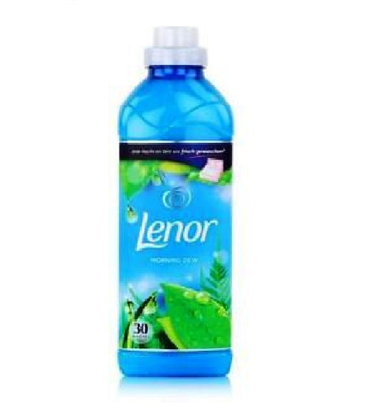 Lenor 'MORNING DEW' Fabric Softner 29 WL, 0.87 Litre