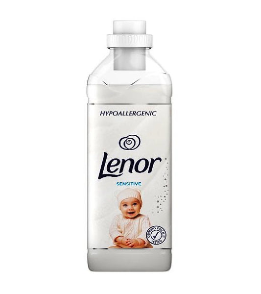 Lenor 'SENSITIVE' Fabric Softner 31 WL, 0.9 Litre