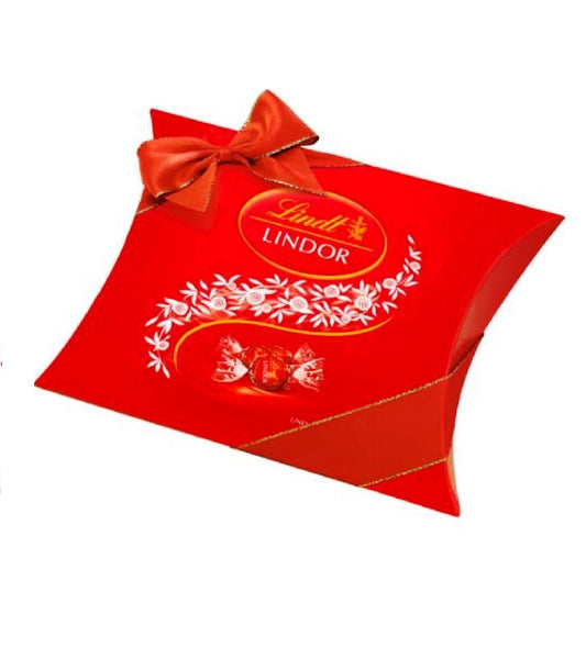 Lindt Pillow Pack Milk 325g - Eurodeal.shop