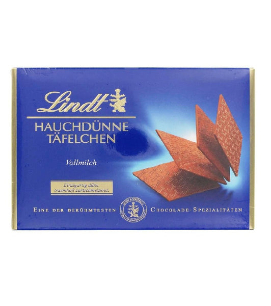 Lindt Puff Thin Tablet Whole Milk 125 g - Eurodeal.shop