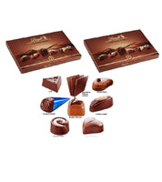 2X Packs of LINDT DARK PRALINES - Best Swiss Chocolates! - Eurodeal.shop