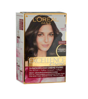 L'Oreal Paris Excellence Cream Women's Hair Coloration 7 Color Variations (1-6) - Eurodeal.shop