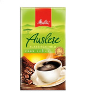 Melitta Roasted Ground Coffee- Auslese Classic , Classic Mild and Harmonie 500g - Eurodeal.shop