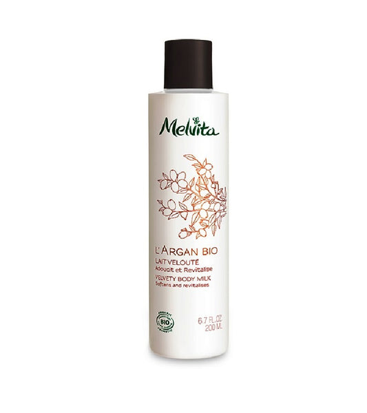Melvita ORGANIC ARGAN BODY LOTION - 200 ml
