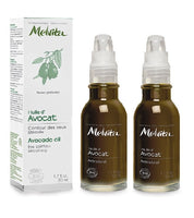2xPack MELVITA  AVOCADO FACE & BEAUTY OIL - 20 ml