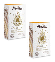 2xPack Melvita EXCEPTIONAL ORGANIC SOAP- 200 g