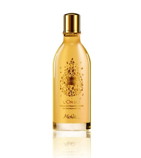 Melvita EXCEPTIONAL ORGANIC OIL SPRAY for FACE, BODY AND HAIR